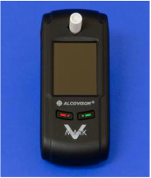 Image - Mark V Breath Alcohol Testing Device