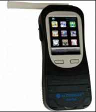 image - Jupiter Alcovisor Bfreath Alcohol Testing Device