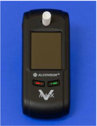 Image - Mark V Alcovisor Breath Alcohol Testing Device