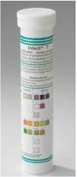 ntect® 7 is designed to detect adulterants in a urine sample.